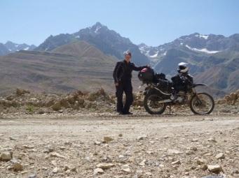 Anzob Pass, Tajikistan