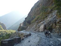 Road to Muktinath, Annapurnas Nepal