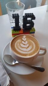 Trendy coffee